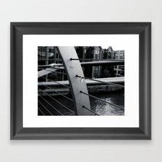 Love Locks 2012 42 Framed Art Print
