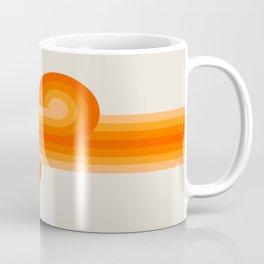 Creamsicle Knots Coffee Mug