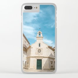Jelsa 1.0 Clear iPhone Case