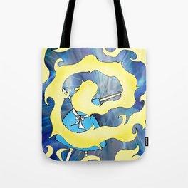Time Vortex Tote Bag