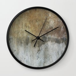Stained Concrete Texture 9416 Wall Clock