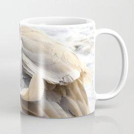 Young Trumpeter Swan by Teresa Thompson Coffee Mug
