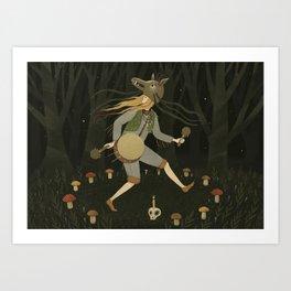 ritual Art Print