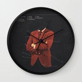 Manhood Wall Clock