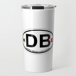 Dewey Beach - Delaware. Travel Mug