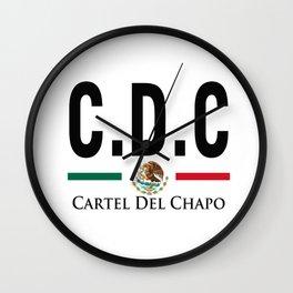 CDC Wall Clock