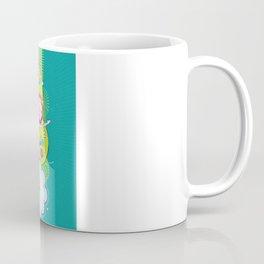 My future is bright and beautiful - Affirmation Coffee Mug
