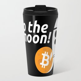 To the moon Travel Mug