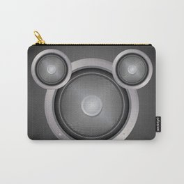 Loudspeaker Carry-All Pouch