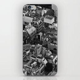 Tokyo City iPhone Skin