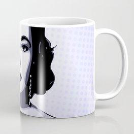 Elizabeth Taylor   Pop Art Coffee Mug