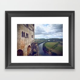 Vie de Chateau Framed Art Print