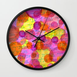 Modeh Ani - Grateful am I before you Wall Clock