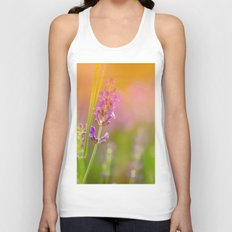 Towards the summer Unisex Tank Top