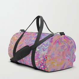 Electrified Crystal Ball Duffle Bag