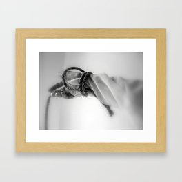 I Once Loved a Sociopath Framed Art Print