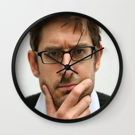 Louis Theroux, from the BBC 2019 Wall Clock