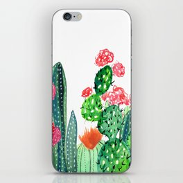 A Prickly Bunch 4 iPhone Skin