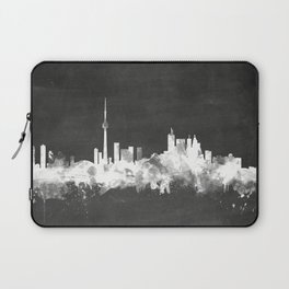 Toronto Canada Skyline Laptop Sleeve