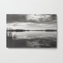 Tranquil Lake 1 Metal Print
