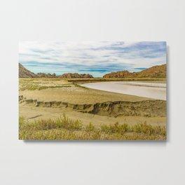 Miradores de Darwin, Patagonia Landscape – Argentina Metal Print