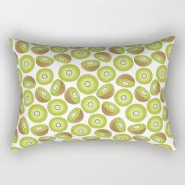 Many Kiwis Rectangular Pillow