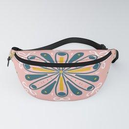 Pink Mandala Fanny Pack
