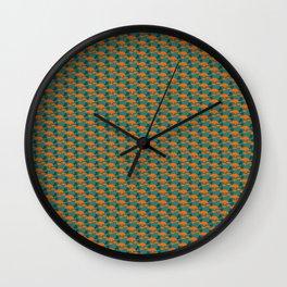 Peixe boi Wall Clock