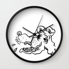 Howie Wall Clock