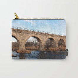 Tiffany Arch Bridge Carry-All Pouch