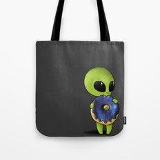 a universe of sweetness Tote Bag