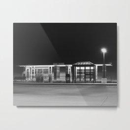 Prints for a Purpose: West Jordan Station Metal Print