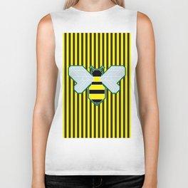 Bee Biker Tank