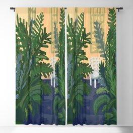 Garden Alley  Blackout Curtain