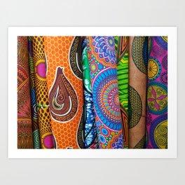 Bolt-Coloring Art Print