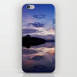 Sunrise over Waterton Lakes National Park and The Prince of Wales Hotel .2 iPhone Skin