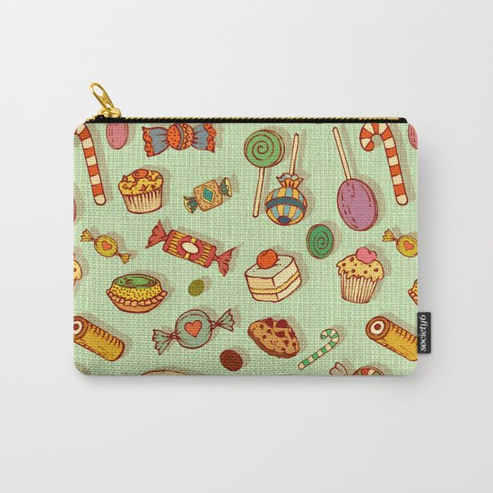 candy and pastries Carry-All Pouch