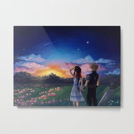 Look how they shine for you Metal Print