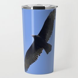 Turkey Vulture Travel Mug