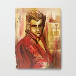 Rebel Without a Cause Metal Print