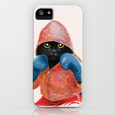 Boxing Cat 2  Slim Case iPhone (5, 5s)