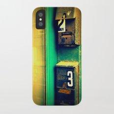 mailboxes iPhone X Slim Case