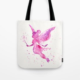 Off With The Fairies Tote Bag