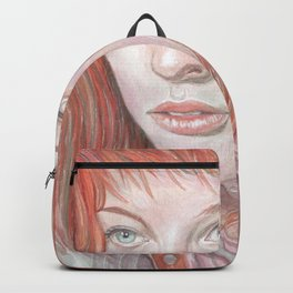 Leeloo - the Fifth Element Backpack