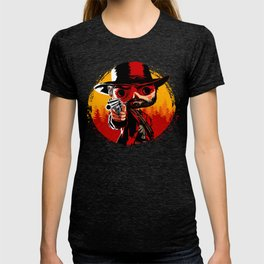 Arthur Morgan Pop! Tee Sunset T-shirt
