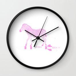 Zebra Rock It 3B Wall Clock
