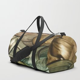 Goddess of the Dawn Duffle Bag