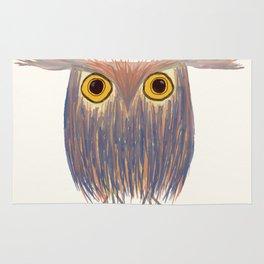 The Odd Owl Rug