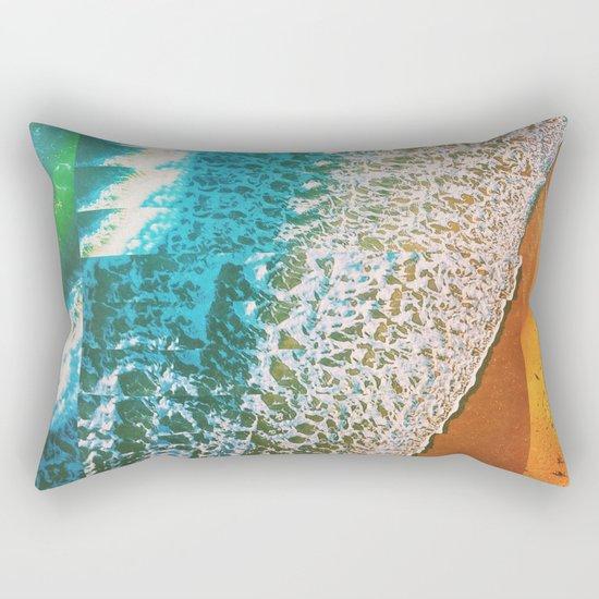 Fractions A73 Rectangular Pillow