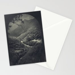 eerie landscapes 2 Stationery Cards
